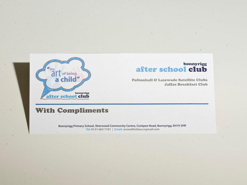Premium Compliments Slips Printing | Printed Full Colour | Pixal Print