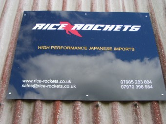 Dibond Signs &#038; Panels